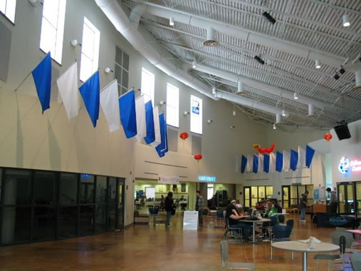 cafeteria commons