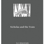 Nicholas and the Train-cover